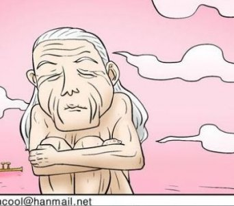 色小组系列 韩国邪恶内涵小漫画 009
